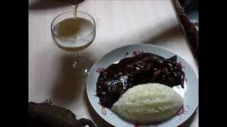 洋食のプロが作るデミグラスソースでハヤシライス