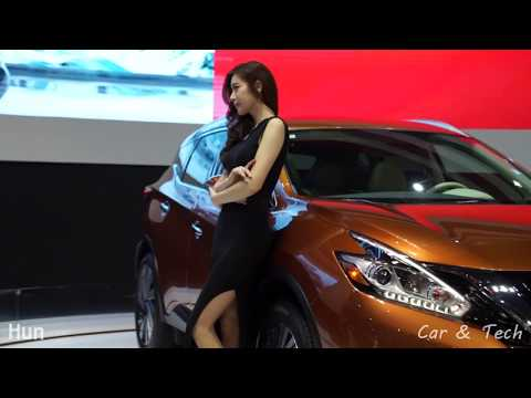 2015 Seoul Motor Show Nissan Murano