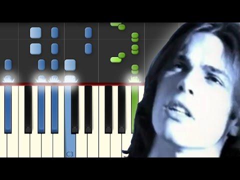 Mi Historia Entre Tus Dedos - Piano Tutorial - Notas Musicales