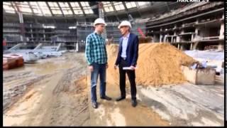 Ильгиз Хайрутдинов — о строительстве стадиона