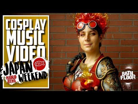Japan Weekend Madrid 2017 - Cosplay Music Video