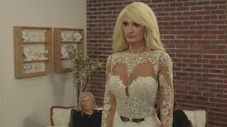 Two Piece Wedding Dress Trend