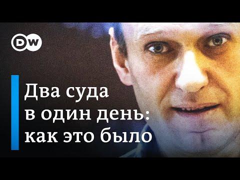 Навальный и суд 20 февраля: что надо знать