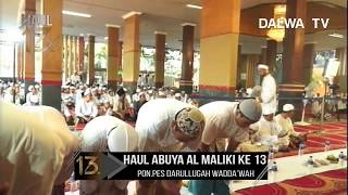 Video HAUL ABUYA AL MALIKI KE 13  Ponpes.Darullughah Wadda'wah  | LIVE NOW download MP3, 3GP, MP4, WEBM, AVI, FLV Januari 2018