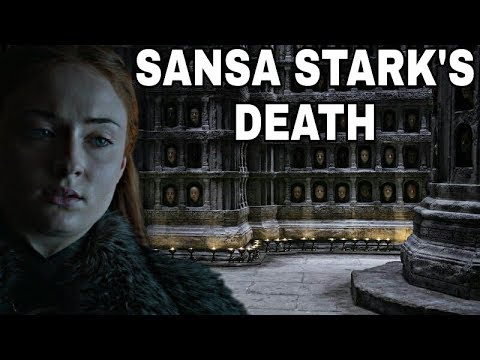 Sansa Stark's Downfall Foreshadowed! - Game of Thrones End Game Theory
