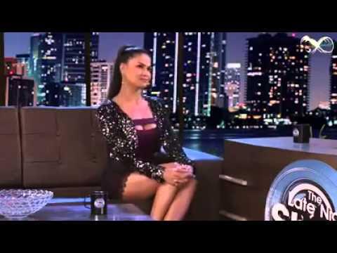 Veena Malik vulgar answer