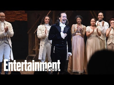 Lin-Manuel Miranda Announces New Hamilton Song | News Flash | Entertainment Weekly