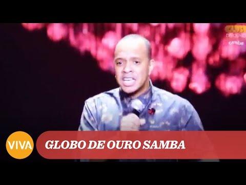 GLOBO DE OURO - BASTIDORES - MOLEJO