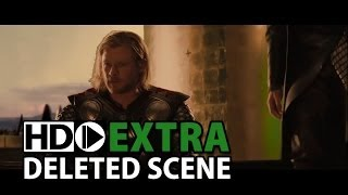 "Thor (2011) ""Thor & co. decide to visit Jotunheim"" Deleted, Cutted & Alternative Scenes"