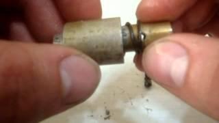 S-mine 35 fuze: S Mi Z 35