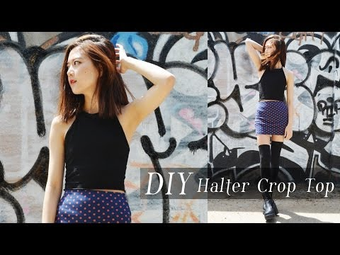 diy 50 000 sweepstakes diy halter crop top giveaway youtube 2055