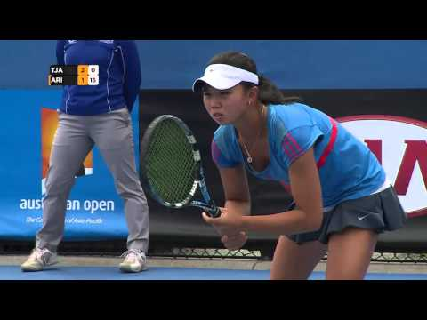 Day 4 - Women's Singles: Australian Open 2015 Wildcard Play-off