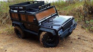 Большая Машина на Радиоуправлении VRX Racing BF-4J 1/10 4WD