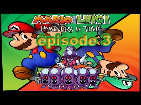 Mario & Luigi: Les frères du temps épisode 3: La Forêt Toadbois