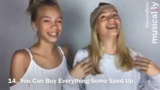 Lisa & Lena Top 30 Musical.ly Compilation + Neue Serie