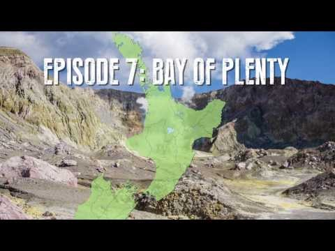 #greatkiwiroadie Episode 7 - Bay of Plenty