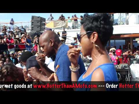 J Anthony Brown MURDERED HIT - Chicken Wings (Mary Jane Spoof)