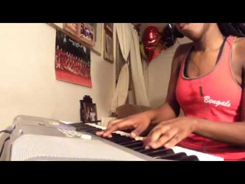 Fred Hammond- I Will Trust (piano cover / instrumental)