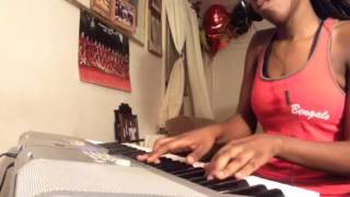 Fred Hammond- I Will Trust (piano cover / instrumental)
