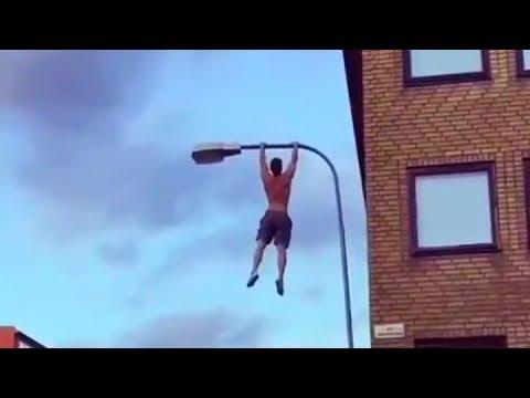 Super Humans | Amazing Stunt - Whatsapp Status Video | Unbelievable Talent | Human Monkey