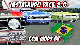 COMO BAIXAR, INSTALAR E JOGAR SLRR - COM MODS PACK 2.0 - TUTORIAL COMPLETO!!