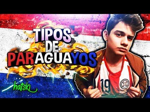 TIPOS de PARAGUAYOS
