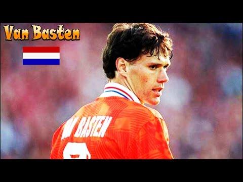 Van Basten ★Dribles & Gols / Skills & Goals★ ★Dutch Player★