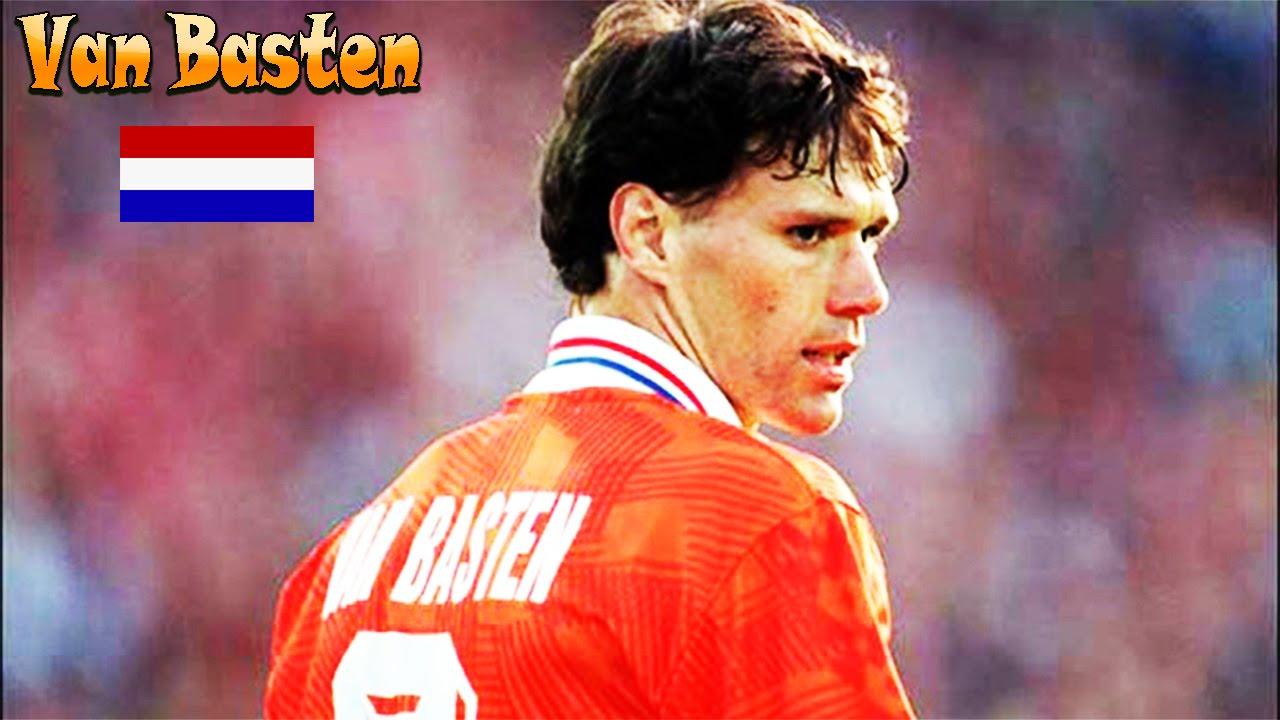 Van Basten Dribles Gols Skills Goals Dutch Player