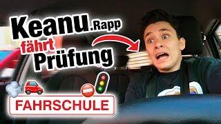 Praktische Führerscheinprüfung: Unnötige Fehler 😩 Keanu | Fischer Academy