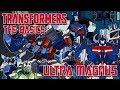 TRANSFORMERS: THE BASICS on ULTRA MAGNUS