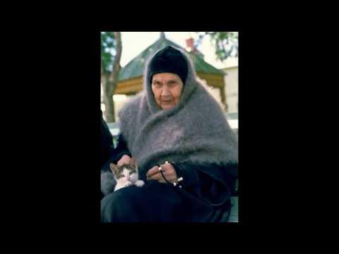 Схимонахиня Антония часть 2. Свидетельства о правиле за аборты.