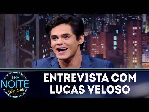 Entrevista com Lucas Veloso | The Noite (28/05/18)