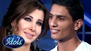 arab idol most viewed audition تجارب الاداء محمد عساف idols global