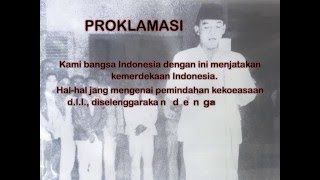 Download Video Teks Proklamasi MP3 3GP MP4