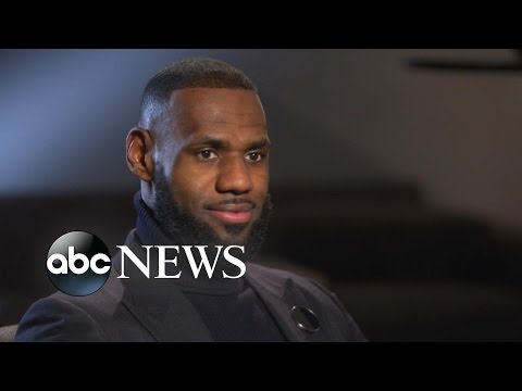 LeBron James Interview at the Sports Illustrated Awards