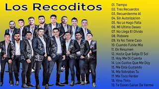 Los Recoditos Exitos Mix Puras Románticas 2020