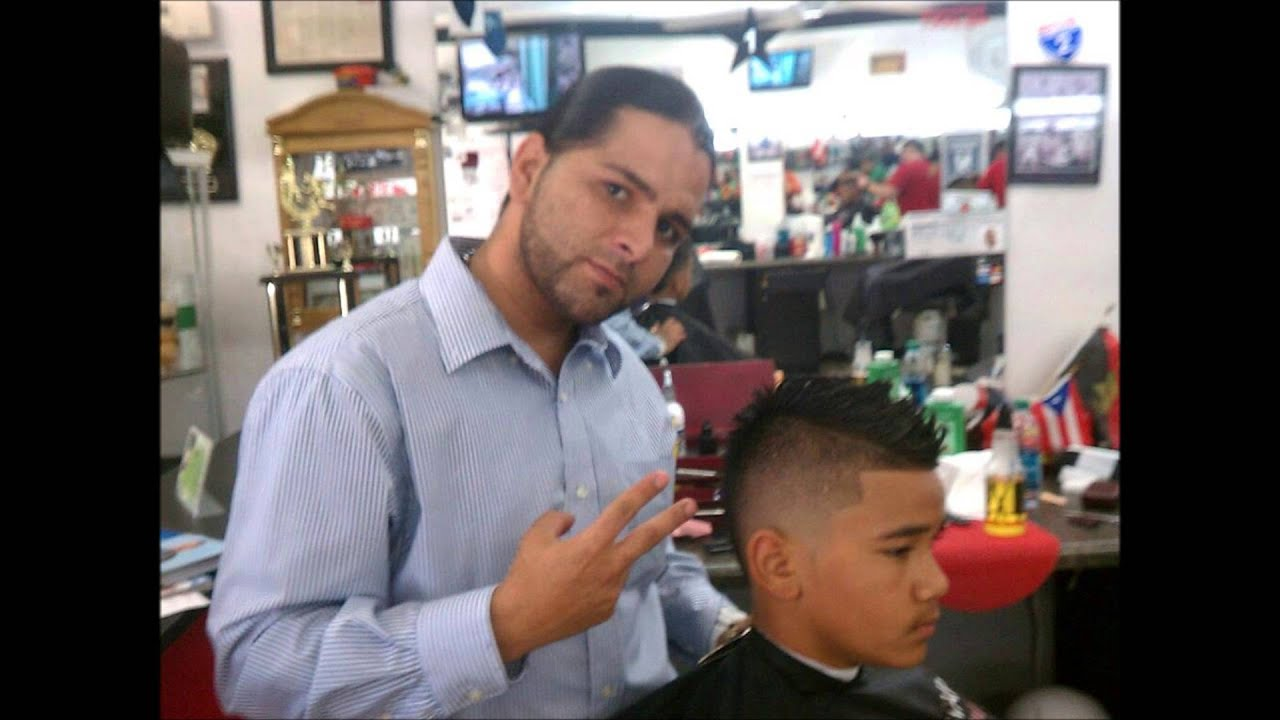 All star barber shop corte de pelo y disenos the best hair for Disenos de pelo