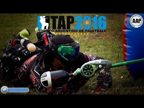 TAP2016 Torneo Argentino de Paintball - Fecha 1 - LCL Buenos Aires - VideoSpot