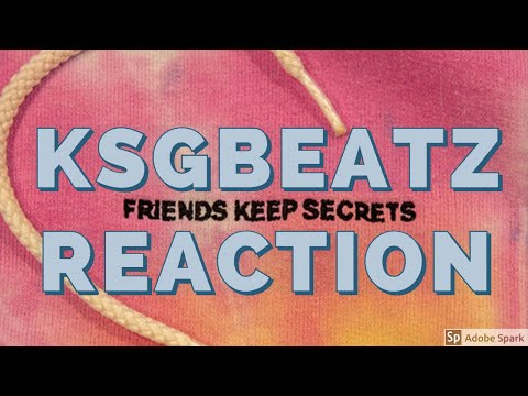 Benny Blanco - FRIENDS KEEP SECRETS Album Reaction/Review