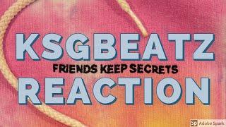 benny blanco - FRIENDS KEEP SECRETS Album ReactionReview