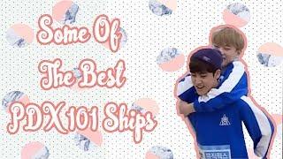 Produce x 101 Ships