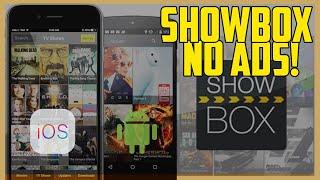 (UPDATED)Showbox For Android &amp IPhone/iPad How To Download Showbox APK