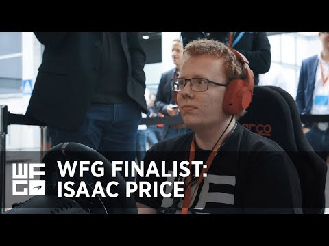 World's Fastest Gamer finalist #10 | Isaac Price