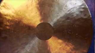 Golden Meditation Gong/Note C/1st Chakra/Root-Muladhara