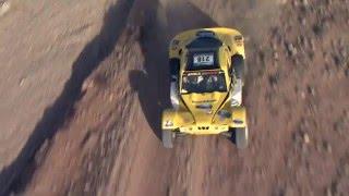 AFRICA ECO RACE 2016 - MAG - Etape 2