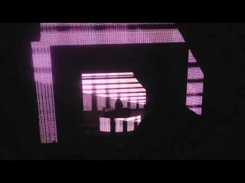 Squarepusher - 4001 | Live @ Hackney Empire | London, 2012-10-20 (HD)