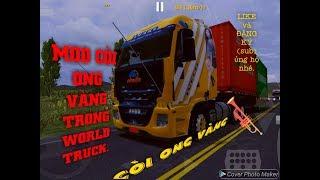 Mod còi trong world truck