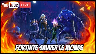 [LIVE FORTNITE SAUVER THE WORLD] [FR] CRAFT ARME 82 AND 106 FOR ABONNES [Negocio]