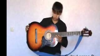 Видеоуроки игры на гитаре. Урок3-Способы игры, основы