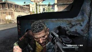 Homefront - Completely first Mission [HD][Gameplay][GeForce GTS250]